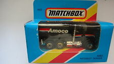 Matchbox MB5 Peterbilt Tanker (Black Amoco)