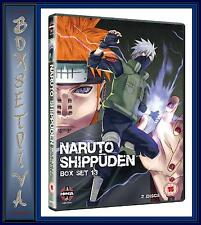 NARUTO SHIPPUDEN - BOX 13 (EPISODES 154-166)  **BRAND NEW DVD **
