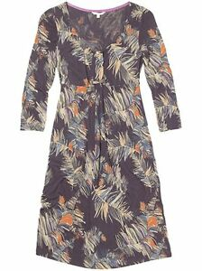 White Stuff cosmic sky jersey dress tunic top BNWT rrp £55 great with boots 8 10