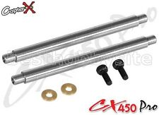 CopterX CX450PRO-01-12 Feathering Shaft Align T-rex Trex 450 SE AE Sport