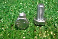 """Hex Cap Screws Grade 5 Zinc - 5/16""""-24 x 3/4""""  - Qty-10"""