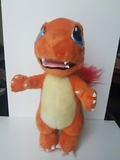 """16"""" Charmander Soft Toy - Official Nintendo Plush - Play By Play 2000"""