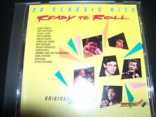 Ready To Roll Various Aust CD Roy Orbison Everly Brothers Carl Perkins Drifters
