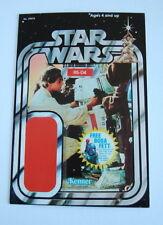 Star Wars Vintage - Cardback  R5-D4