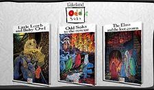 Full Set of 3 Brand New Childrens Books - The Lakeland Odd Soks! (In Pastel)