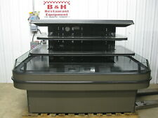 Southern Case Arts Refrigerated Island Merchandiser Cheese Display RIM-03N-7'