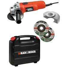 Angle grinder Black & Decker CD115