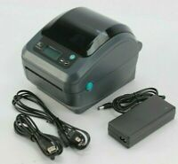 Zebra GX420d Direct Thermal Shipping Label Printer Barcode USB - Replaces ZP450