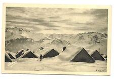 les chalets de l'alpes d'huez  oisans