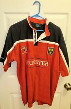 Authentic Irish Munster Rugby McScrum Shirt Men's Size XL