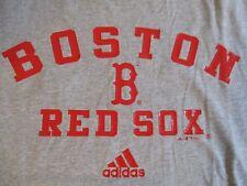 Adidas BOSTON RED SOX Rubber Design (XL) T-Shirt