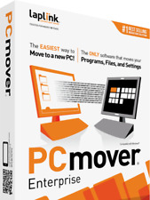 Laplink Software PCmover 10 | LifeTime License Key | 2 Devices