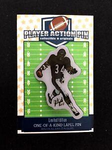 Chicago Bears Walter Payton jersey lapel pin-SWEETNESS-#1 Seller-Collectible