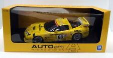 Véhicules miniatures jaunes AUTOart pour Chevrolet
