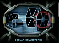 Topps Star Wars Card Trader Workbench Components Solar Collectors