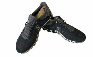 On Cloud Mens CLOUDFLOW Running Shoes Swiss Engineering US 9 EU 42.5 Dark Gray