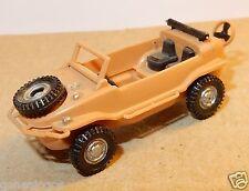 rare MICRO ROCO HO 1/87 VW VOITURE AMPHIBIE AMPHIBIOUS CAR AMPHIBISCHE