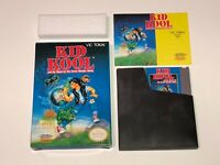 Kid Kool Nintendo Nes Complete CIB Excellent Condition Authentic