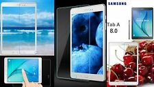 2x Matt Anti reflex Display Schutz Folie Samsung Galaxy Tab A 8.0 Kratzfest Tuch