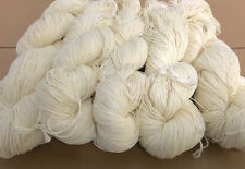 Merino Nylon 4ply Yarn Undyed 500gms  (5 x 100gm hanks)