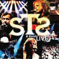 Sts & Band Live von Sts   CD   Zustand gut