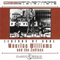 MAURICE WILLIAMS and THE ZODIACS - STAY [CD]