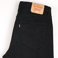 Levi's Strauss & Co Herren 752 Gerades Bein Jeans Größe W36 L32 ATZ1637