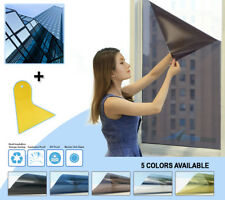 Arrowzoom Anti-UV Home Window Tint Heat Control Glare Reduction Blocking Film