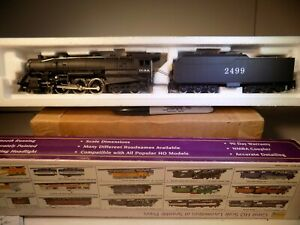 IHC HO Scale Illinois Central 4-6-4 Hudson #2499 NEW