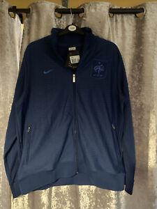 Nike France Football Jacket Size Xxl BNWT