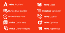 All Thrive Themes and Plugins - WordPress - LifeTime update