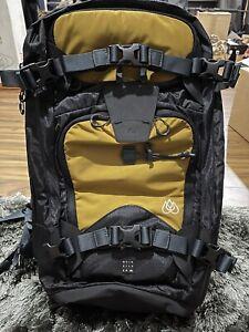 Quiksilver Travis Rice Platinum 24L Snowboard Backpack RARE HTF