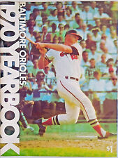 Original 1970  Baltimore Orioles Yearbook | Near Mint+