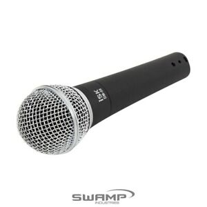 iSK DM-58 Dynamic Vocal Microphone Mic, Live Recording