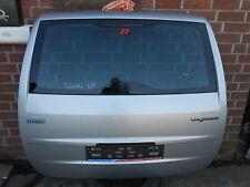 Fiat Ulysse II 179 ab 02-08 HECKKLAPPE silber 685 bei Hamburg Kofferraumklappe