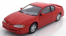 1:18 Sunstar Chevrolet Monte Carlo SS 2000 red