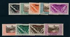 French Polynesia 127-135 Mint NH