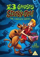 Scooby Doo: 13 Spooky Ghosts [DVD] [2016][Region 2]