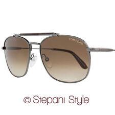 b1103f1f954 Tom Ford Men s Rectangular Sunglasses