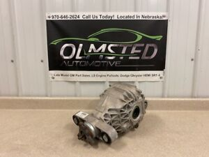 10 15 Chevrolet Camaro SS Rear Differential OEM GM 3.27 LSD Posi 92246989 73K