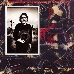 CAPTAIN BEEFHEART & THE MAGIC BAND Ice Cream For Crow CD BRAND NEW Bonus Track