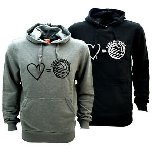 "PUMA Sweatshirt Hoodie Kapuzenpullover ""LOVE = HANDBALL"" XXS-XXL Unisex"