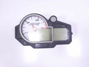 13 BMW S1000RR Gauge Cluster Speed Tach Meter MPH RPM