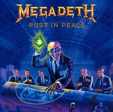 Megadeth RUST IN PEACE 4th Album 180g LIMITED Capitol Records NEW VINYL LP