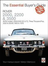 Rover 2000, 2200 & 3500 All P6 models: 2000/2200 SC & TC, Three... 97817