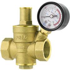 DN20 3/4 '' pressione per acqua valvola riduttore regolatore di calibro
