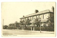 Preston -a printed photographic postcard of Longridge Road, Fulwood (W.E. Heaps)