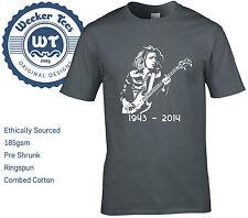 JACK BRUCE de Crema Tributo Camiseta - Legendario Bass Player - DISEÑO ORIGINAL