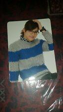 B1A4 CNU 1st concert Japan Baba OFFICIAL photocard card Kpop k-pop u.s seller