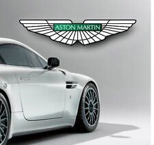 Aston MARTIN 4FT BADGE LOGO Garage Muro Placca Firmare DB9 vantage vanquish rapide